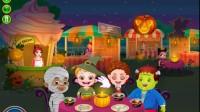 可爱宝贝的万圣节之夜游戏展示3
