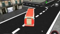 消防车停靠灭火游戏展示9