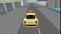 城市出租车停靠游戏展示3