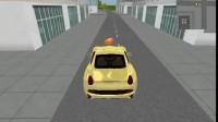 城市出租车停靠游戏展示5