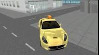 城市出租车停靠游戏展示4