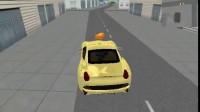 城市出租车停靠游戏展示7