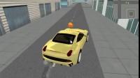 城市出租车停靠游戏展示8