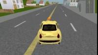 城市出租车停靠游戏展示10
