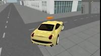城市出租车停靠游戏展示9