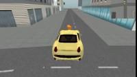 城市出租车停靠游戏展示12