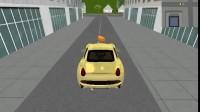 城市出租车停靠游戏展示14