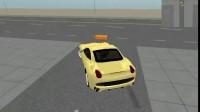 城市出租车停靠游戏展示13