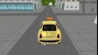 城市出租车停靠游戏展示16