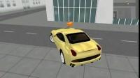 城市出租车停靠游戏展示17