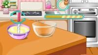 制作美味的甜品游戏展示