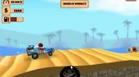 3D山地爬坡赛游戏展示3