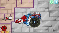 组装机械怪鸟游戏展示1
