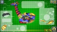 机械长颈龙扭蛋游戏展示