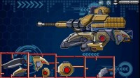组装机械坦克战士游戏展示