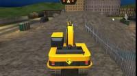 3D挖掘机驾驶第1关