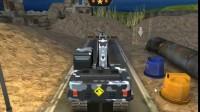 3D挖掘机驾驶第17关