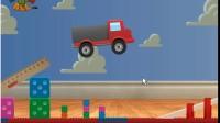 玩具卡车运货展示视频3