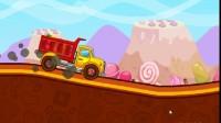 糖果运输卡车第3关