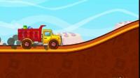 糖果运输卡车第6关