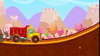 糖果运输卡车第5关