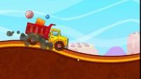 糖果运输卡车第9关