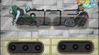 组装机械神龟展示视频1