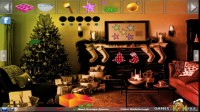 圣诞装饰房间逃生通关攻略