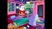 可爱宝贝的圣诞节惊喜游戏展示