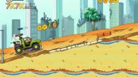 武装越野车HD游戏展示