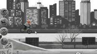 狂暴的自行车游戏展示1