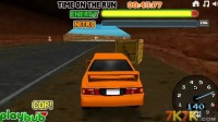 3D超音速赛车游戏展示1