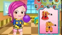 可爱宝贝消防员游戏展示