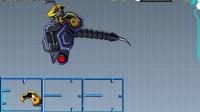 拼装大黄蜂机器人游戏展示3