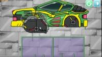 组装机械小恐龙游戏展示1