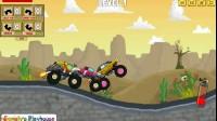 怪物卡车特级赛游戏展示1