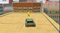 屋顶特技飞车游戏展示1