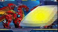 组装暴力霸王龙游戏展示3