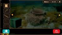 海底寻宝逃脱通关攻略
