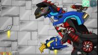 组装机械组合黑龙游戏展示