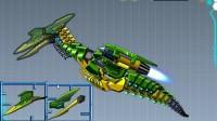 组装机械翼龙游戏展示