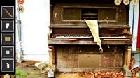 逃出破落的钢琴老宅通关攻略