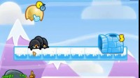 酷热企鹅第1关