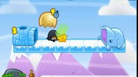 酷热企鹅第3关