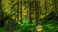 逃离魔法怪物森林通关攻略